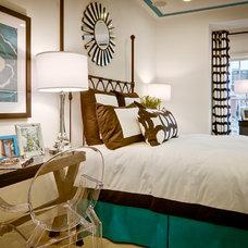 Contemporary Bedroom by The Neighborhoods of EYA
