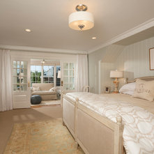 Traditional Bedroom by THINK Architecture, Inc.