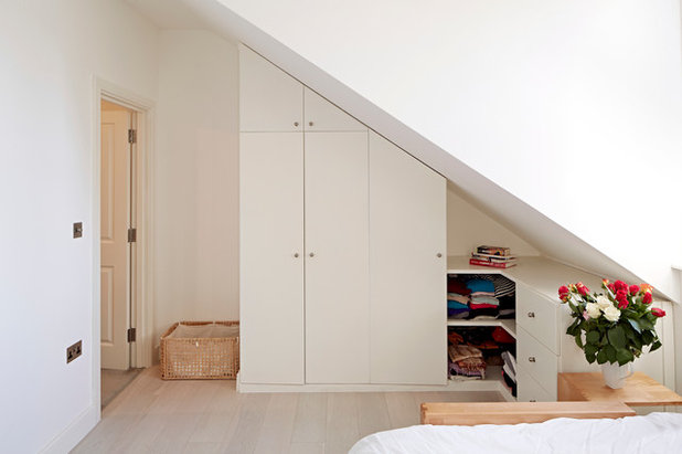 Contemporary Bedroom by Collective Works