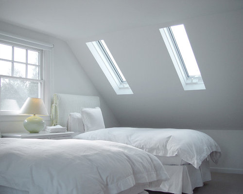 Skylight houzz for Bedroom skylight