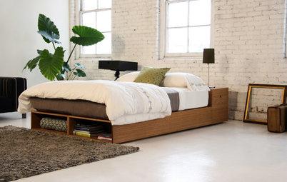 Optimiser une petite chambre grâce aux lits avec rangements intégrés