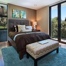 Contemporary Bedroom by von Hemert Interiors