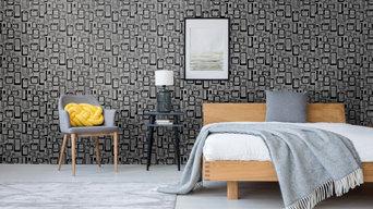 Bedroom Wall Paneling