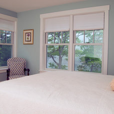 Traditional Bedroom by Long Cove Builders