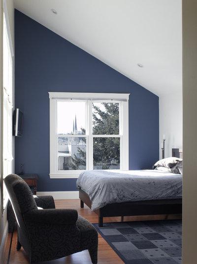 Contemporain Chambre By Andre Rothblatt Architecture