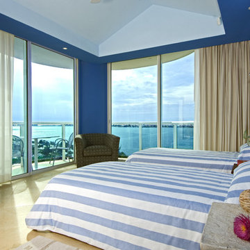 Bedroom with Lagoon View