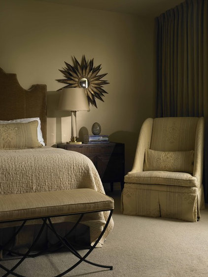 Traditional Bedroom by Wolfe Rizor Interiors