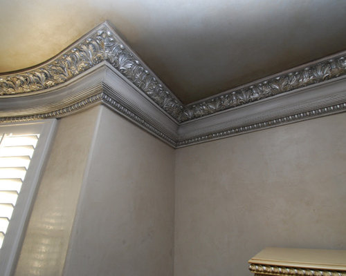 Glazed Architectural Molding : Glazed crown molding ideas pictures remodel and decor