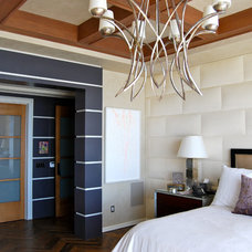 Contemporary Bedroom by A.Allbright 1-800-PAINTING