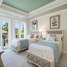 Traditional Bedroom by BCBE Custom Homes