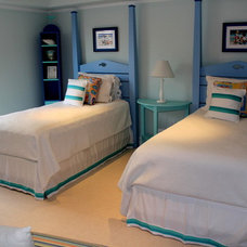 Beach Style Bedroom by Beach Dwellings