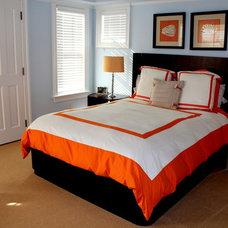 Beach Style Bedroom by Beach Dwellings