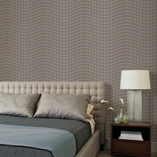 Modern Bedroom by Brewster Home Fashions