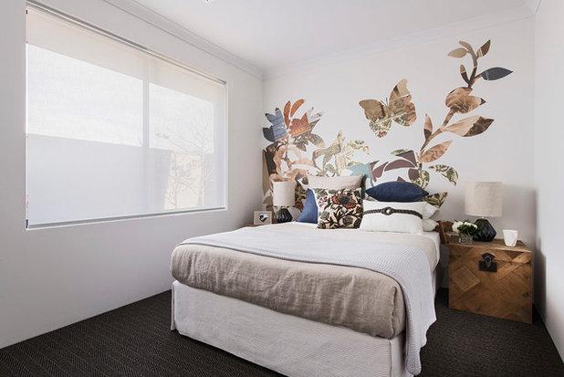 Contemporary Bedroom by Moda Interiors