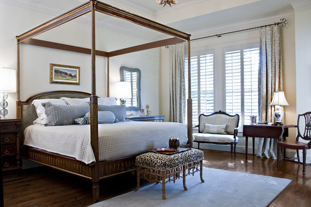 Traditional Bedroom by Canon & Company