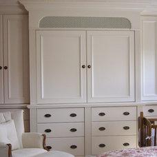 Traditional Bedroom by Carolyn C. Interior Decorator, Brampton, ON.