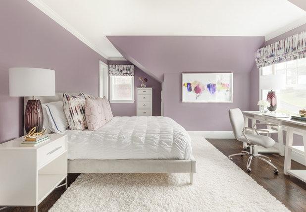 トランジショナル ベッドルーム by Clean Design