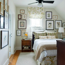 Traditional Bedroom by ColeBuilt