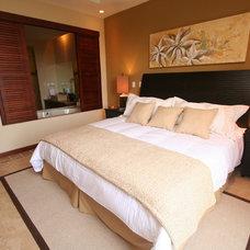 Modern Bedroom by magda bruna