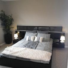 Bedroom by Crestview Floors