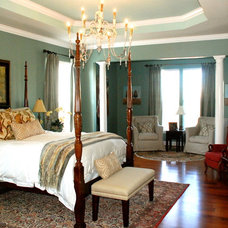 Traditional Bedroom by Design By Julie