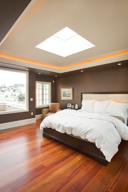 Transitional Bedroom by Gelling & Judd Inc.