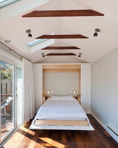 コンテンポラリー 寝室 by Gelling & Judd Inc.