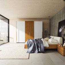 Modern Bedroom by Greyhorne Interiors