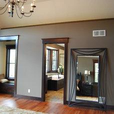 Bedroom by Highmark Builders
