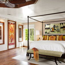 Tropical Bedroom Bedrooms