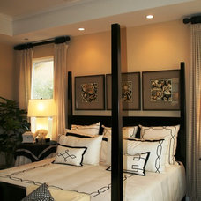 Eclectic Bedroom Bedrooms