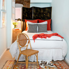 Eclectic Bedroom by J+G Deisgn