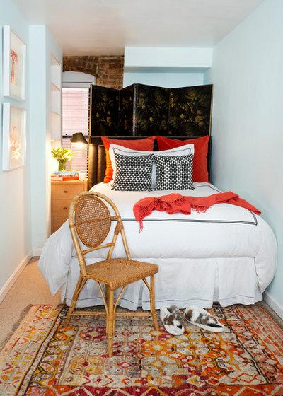 10 soluzioni da copiare se avete una camera da letto - Camera da letto piccola ...
