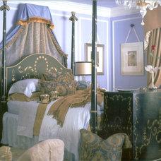 Traditional Bedroom by Joani Stewart-Georgi - Montana Ave. Interiors
