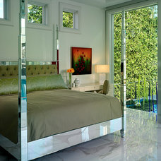 Contemporary Bedroom by Jones Clayton Construction