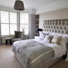 Contemporary Bedroom by Kia Designs
