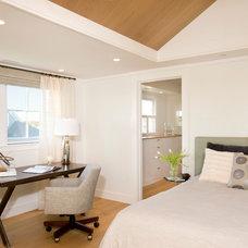 Contemporary Bedroom by La Tour Design