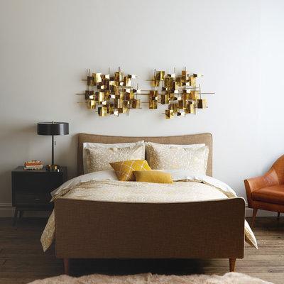 コンテンポラリー 寝室 by LOFThome.com