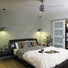 Bedroom by Lori Dennis, ASID, LEED AP
