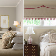 Traditional Bedroom by Mary Hickey Interiors