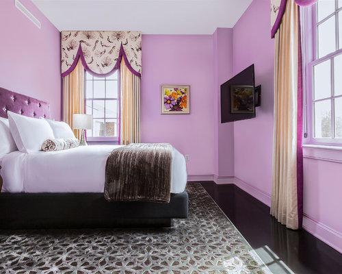 Pareti Viola E Lilla : Pareti viola scuro come scegliere il colore delle pareti della