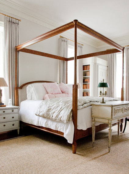 Traditional Bedroom by Patrick Brickman