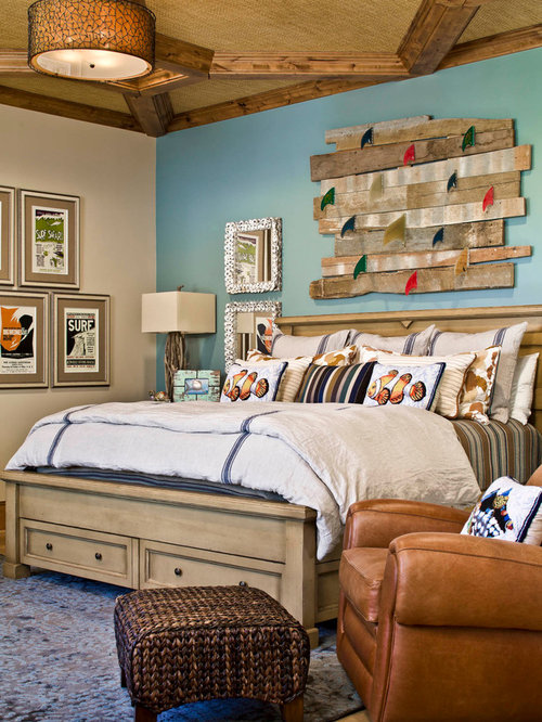 Masculine Bedroom Houzz