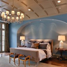 Contemporary Bedroom by Platinum Series by Mark Molthan