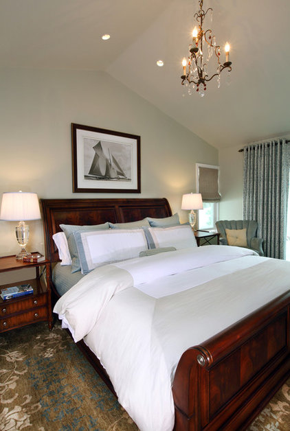 Traditional Bedroom by R Johnston Interiors