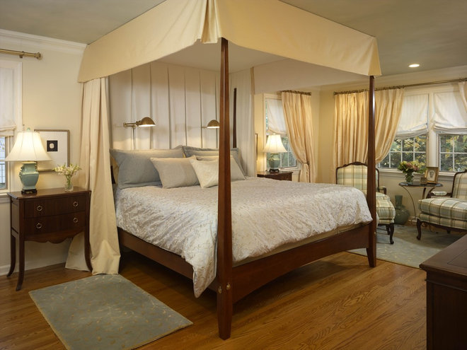 Traditional Bedroom by Rosen Group Architecture | Design