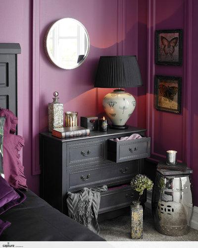 Eklektisch Schlafzimmer by Set Visions Ltd
