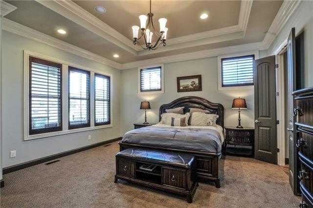 Traditional Bedroom by SLC Homebuilding, LLC