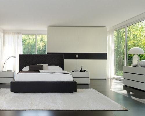 Camere da letto foto e idee for Camere da letto moderne bianche
