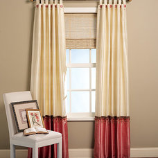 Traditional Bedroom by Sue Sampson - Window Treatment Expert
